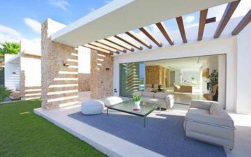 IBIZA- Verkauf von exklusiven Luxusvillen in traumhafter Lage!, 07830 Cala Conta, Einfamilienhaus