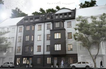 Baugenehmigung für energetische Sanierung & Balkone erteilt! 2 MFH mit insgesamt 20 Wohneinheiten, 40233 Düsseldorf, Renditeobjekt zum Kauf