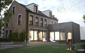Einmalig: Projektiertes Baugrundstück in Meerbusch-Bovert!, 40670 Meerbusch, Wohnen zum Kauf