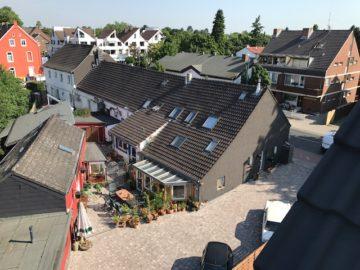 Von Seltenheitswert! Einzigartiges Immobilien-Ensemble in zentraler Lage von Büderich, 40667 Meerbusch, Mehrfamilienhaus zum Kauf