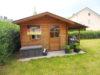 Haus-im-Haus Einheit! Moderne 3-Zimmer-Maisonette-Whg. mit Wintergarten und Garten - Gartenhäuschen