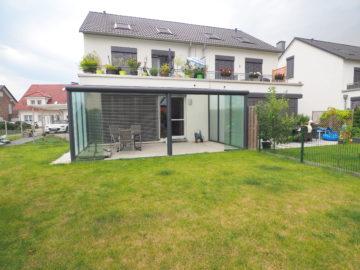 Haus-im-Haus Einheit! Moderne 3-Zimmer-Maisonette-Whg. mit Wintergarten und Garten, 41539  Dormagen, Etagenwohnung zum Kauf