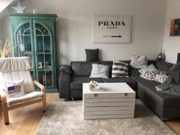 Moderne 2-Zimmerwohnung mit Balkon in Süd/West Ausrichtung!, 40667 Meerbusch, Etagenwohnung zur Miete