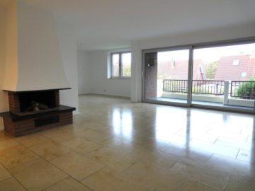 Großzügiges Wohnen in Lörick! 4-Zimmer-Maisonette-Wohnung mit Kamin, 40547 Düsseldorf, Etagenwohnung zur Miete
