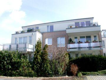 Im Stadtvillenwohnparkt! Gepflegte 3-Zimmer-Gartenwohnung mit Einbauküche in Büderich, 40667 Meerbusch, Etagenwohnung zur Miete