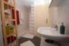 Modern Wohnen im Altbau! Gepflegte 2-Zimmer-Wohnung in Düsseldorf-Flingern - Duschbad