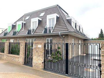 Willkommen im neuen Zuhause: Luxus-Villa als DHH in bester Lage von Alt-Meererbusch, 40667 Meerbusch, Doppelhaushälfte zum Kauf