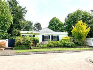 Villenjuwel auf Parkgrundstück Beste Lage in Alt-Meererbusch, 40667 Meerbusch, Einfamilienhaus zum Kauf
