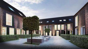 GRÜNE IDYLLE VOR DER STADT 85% bereits VERKAUFT! Traumhaftes Einfamilienhaus im einzigartigen Neubau-Vierkanthof, 41564 Kaarst, Reihenmittelhaus zum Kauf