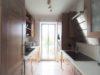 Sensationell, diese Lage, diese Qualität! Hochwertige 3-Zimmer-Wohnung mit Loggia - Küche