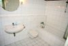 Helle 2-Zimmer-Komfortwohnung mit Sonnenbalkon. - Badezimmer