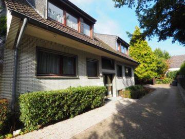 Schnäppchen! Ideal für Handwerker! 3-Zi-Maisonette-Whg. mit Kamin und 2 Terrassen, 40670 Meerbusch, Etagenwohnung zur Miete