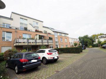 Im modernen Stadtvillenwohnpark! Hochwertige 2-Zimmer-Wohnung mit 2 Loggien, 40667 Meerbusch, Etagenwohnung zur Miete