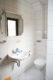 Ideal für Singles und Pendler!  Möbliertes Appartement in ruhiger Lage - Badezimmer