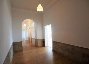 Büderich im Höhenrausch! Großflächige 3-Zimmer-Wohnung mit hohen Decken & Terrasse, 40667 Meerbusch, Etagenwohnung zur Miete