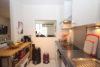 Modern Wohnen! Gepflegte 3-Zimmer-Wohnung in beliebter Lage! - Küche mit Durchreiche