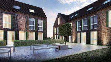 VERKAUFT Traumhaftes Einfamilienhaus im einzigartigen Neubau-Vierkanthof, 41564 Kaarst, Reihenmittelhaus zum Kauf
