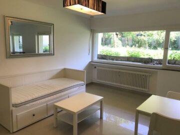 Exklusives Souterrain-Apartment:  Möbliert und mitten in Meerbusch-Büderich, 40667 Meerbusch, Etagenwohnung zur Miete