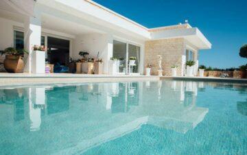 Exklusive Villa mit allen Vorzügen!  Villa Mera- Jesus, 07819 Santa Maria- Santa Eularia Des Riu (Spanien), Einfamilienhaus