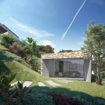 Nutzen Sie die Chance! Attraktives Grundstück mit Baulizenz zum Bau einer Designer-Villa!, 07819 Santa Eularia des Riu (Illes Baleares), Wohnen