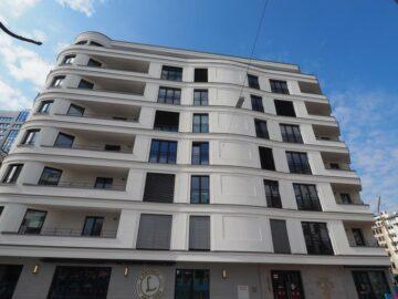 Moderne Wohnresidenz der Spitzenklasse!  Neubau 4-Zimmer Wohnung!, 40215 Düsseldorf, Etagenwohnung zur Miete