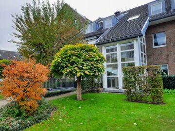 Sehr schöne 2-Zimmer-Wohnung mit Parkett und Balkon. Tolle Lage in ruhiger Anliegerstrasse, 40667 Meerbusch, Etagenwohnung