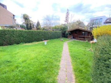 *Kapitalanlage oder Eigennutzung* Komfortable 4-Zimmerwohnung mit Garten in guter Lage von Meerbusch-Büderich, 40667 Meerbusch, Wohnung